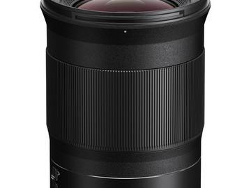 Lender: Nikon Nikkor Z 24mm f/1.8 S