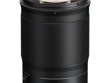Lender: Nikkor Z 85mm f/1.8 S