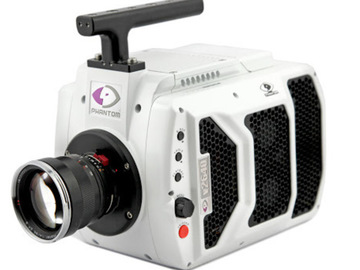 Lender: Phantom High Speed v2640 high-speed camera