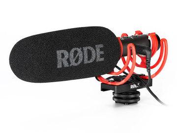 Lender: Rode VideoMic NTG Hybrid
