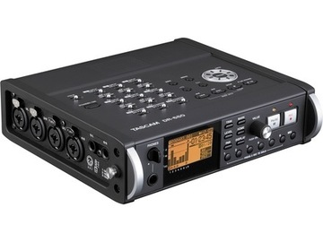 Lender: Tascam DR-680 8-Track Portable Field Audio Recorder