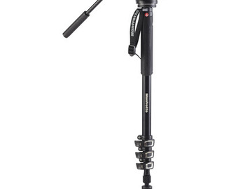 Lender: Manfrotto XPRO Aluminum Video Monopod