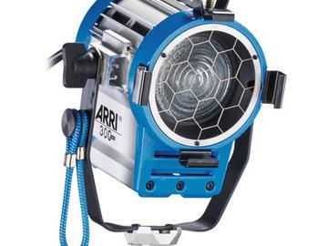 Lender: ARRI 300 Plus Tungsten Fresnel