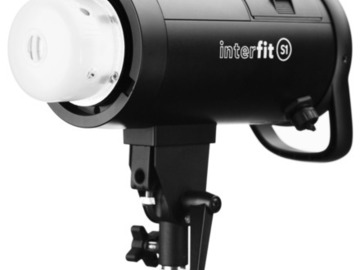 Lender: Interfit S1N AC/DC HSS TTL Monolight