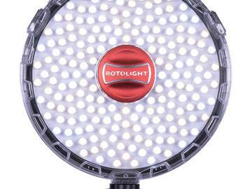 Lender: Rotolight NEO On-Camera LED Light