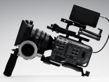 Lender: Sony PXW-FX9