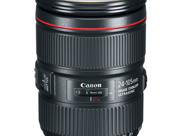 Lender: Canon 24-105mm L is usm f4