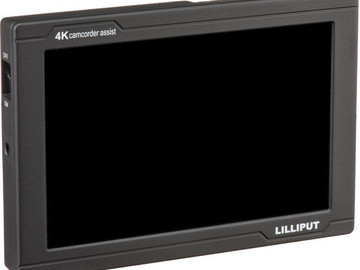 "Lender: Lilliput 7"" hdmi monitor"