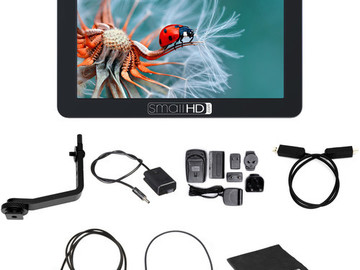 Lender: SmallHD Focus 5 Monitor + cables & battery