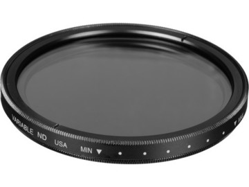 Lender: Tiffen 82mm Variable ND Filter