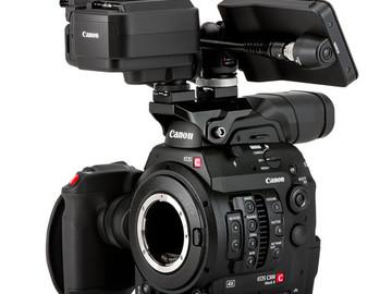 Lender: Canon C300 Body, EF mount