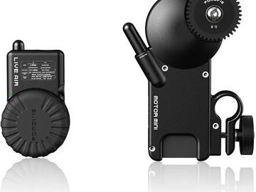 Lender: PD Movie Live Air Wireless Follow Focus Handset + Gear