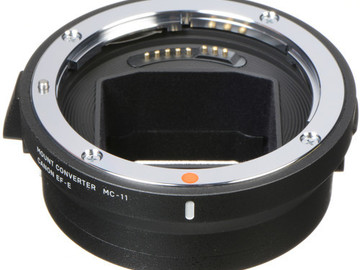 Lender: Sigma MC-11 Lens Adapter