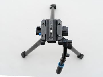 Lender: Benro A2573FS6 tripod + hoved