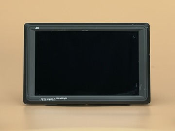 "Lender: FeelWorld FW279 7"" monitor 4K"