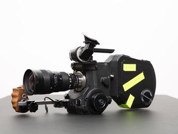Lender: Aaton LTR7 s16mm kamera