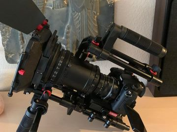 Udlejer: Gh5, anamorphic package rig