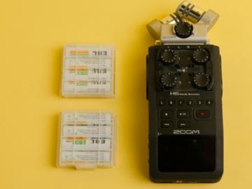 Lender: Zoom H6 Handy Recorder
