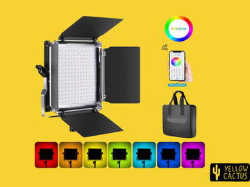 Lender: Led Panel RGB with Stand