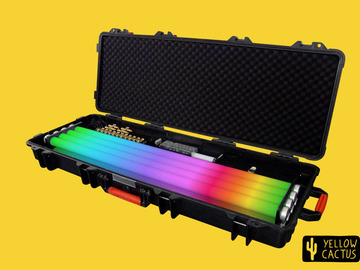 Lender: 2 x Astera AX1 Kit with Astera Remote / Pixel tube LED Video