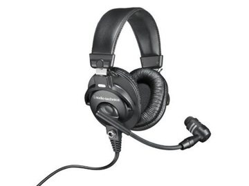 Udlejer: Headset Audio-Technica BP