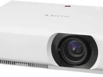 Lender: Sony VPL-CH370 projektor