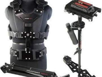 Lender: Flycam Comfort Arm, vest and flycam 3000