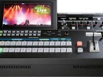 Lender: Roland V-1600 videomikser