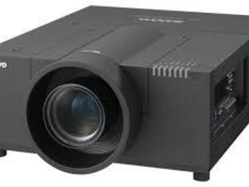 Lender: Sanyo PLC-HF10000L Projector 2K Large Venue Projector