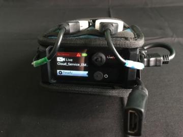 Lender: LiveU solo Encoder (HDMI)