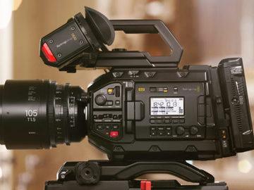Lender: Blackmagic Ursa Mini Pro 4.6K G2