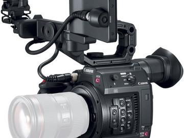 Lender: Canon C200