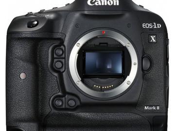 Lender: Canon 1DX Mark II