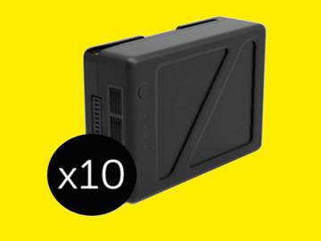 Lender: 10x DJI TB50 batteries + charger