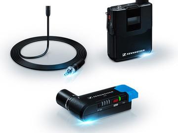 Lender: Sennheiser AVX-MKE2 Wireless Lav Mic