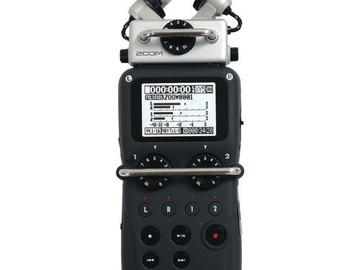 Lender: Zoom H5 Recorder