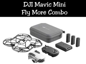 Lender: DJI Mavic Mini - Fly More Combo