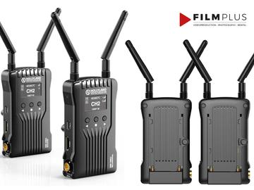 Lender: Hollyland Mars 400S wireless SDI / HDMI og iOS/Android.