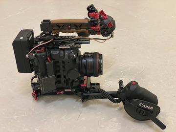 Lender: Canon C300 III
