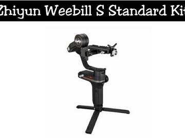 Lender: Zhiyun Weebill S Standard Kit