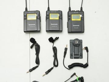 Lender: Saramonic RX9/2TX9