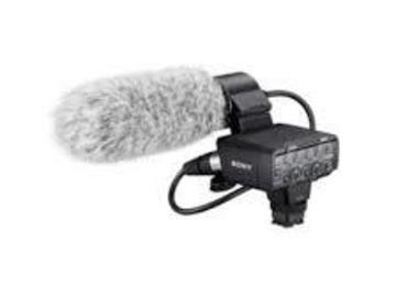 Lender: SONY XLR-K2M Audio adapter