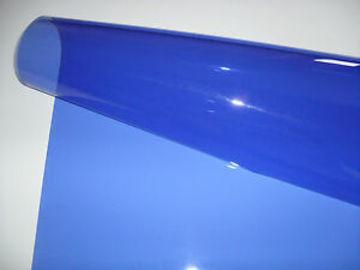 Lender: CTB blå filter til lamper 1x1 m2