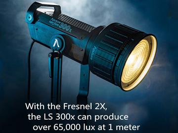 Lender: Aputure LS 300X LED