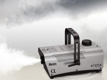 Lender: Smoke Machine