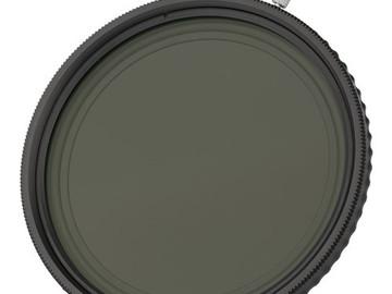 Lender: Haida, Variable ND, 72mm