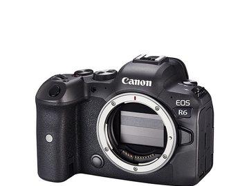 Lender: Canon Eos R6 + accessories