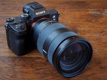 Lender: Sony a7iii Kit m. FE 24-70mm f2.8 GM objektiv + SD Kort