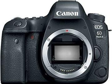 Lender: Canon 6D Mark II