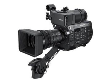 Lender: Sony FS7 m. Sony 18-110 + kort og batterier